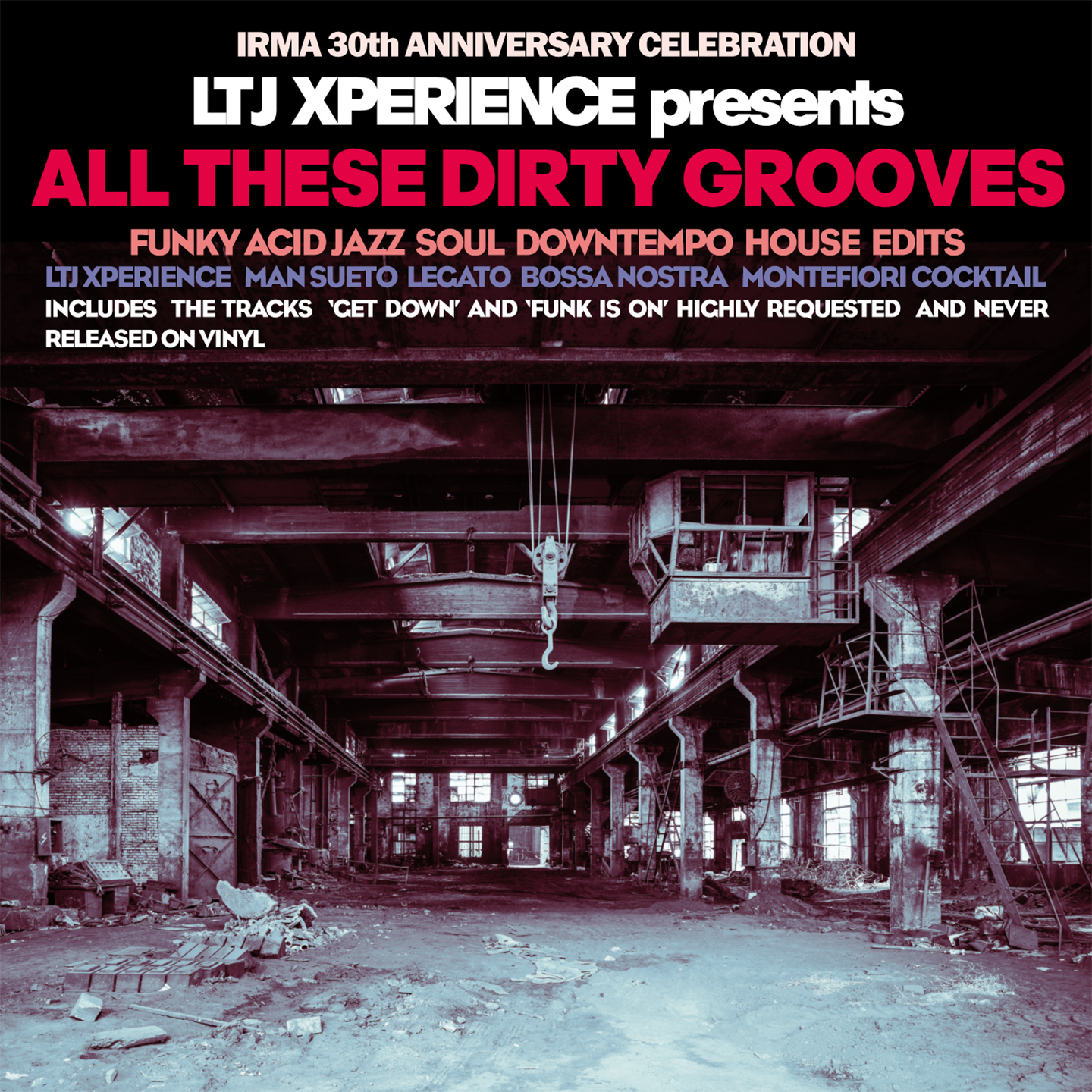 All These Dirty Grooves ( lmt 500 copies )