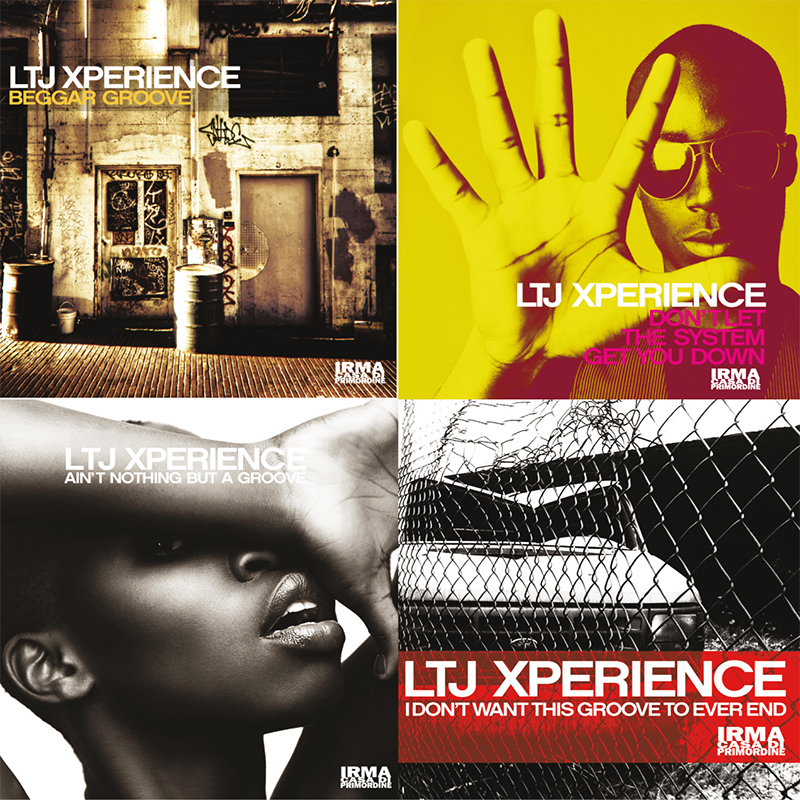 LTJ XPERIENCE (Special CD Pack)