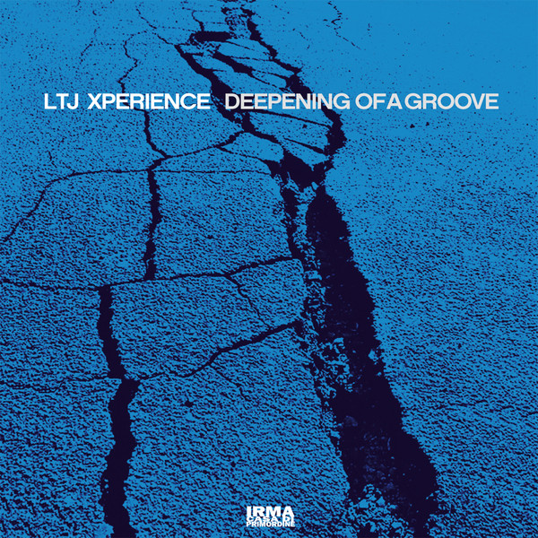 Deepening Of A Groove (lmt 300, blue vinyl)